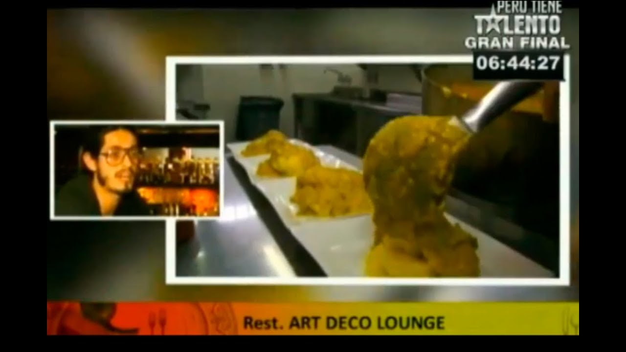 Art d co lounge lima en programa 20 lucas frecuencia latina per youtube - Deco lounge tv ...