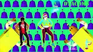 Just Dance 2015 | Built for This / 5* stars