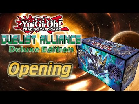 Yugioh Duelist Alliance Case Yugioh Duelist Alliance