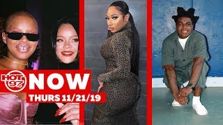 Model Slick Woods Reveals Stage 3 Cancer + Meg Thee Stallion & Trey Songz a New Couple? #HotNow