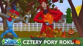 The Sims 4 🍂 Cztery Pory Roku 🍂🦔 • Pierwsze wrażenia! • Wyzwanie 100 Bobasów 👶• || S2 || #26 ||