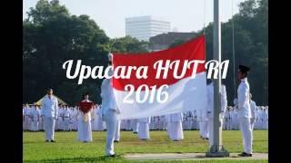 Upacara HUT RI 2016
