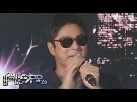 """Coco Martin sings """"Yakap Sa Dilim"""" & """"Mahirap Magmahal ng Syota Ng Iba"""""""