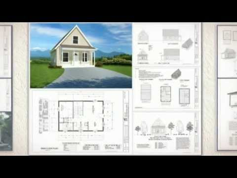 Cabin plans under 600 square feet plans diy diy projects with barn