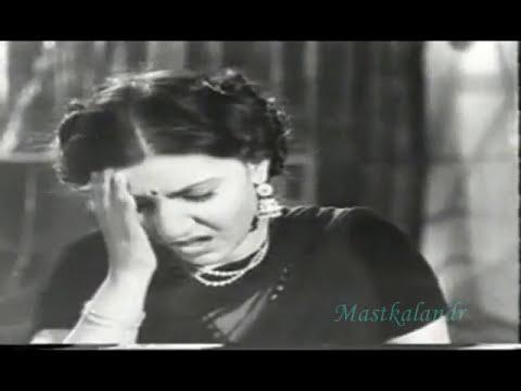 koi kisi ka deewana na bane..Lata_P L Santoshi_C Ramchandra_Sargam1950...