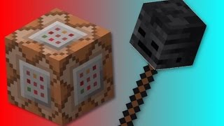 Minecraft One Command Block Creation | Necromancers!
