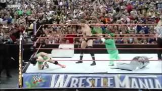 Wrestlemania 24 Official Highlights