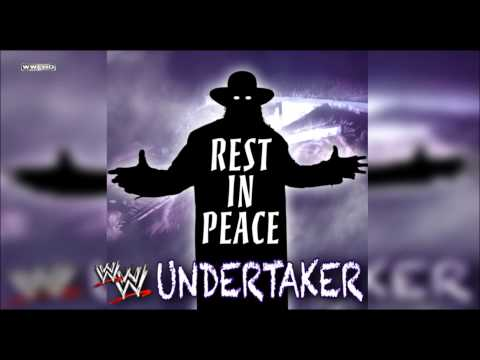 WWE: Rest In Peace (The Undertaker) Theme Song + AE (Arena Effect...