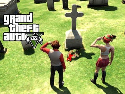 GTA 5 Online The Death of Daithi De Nogla - YouTube Lui Calibre Gta 5