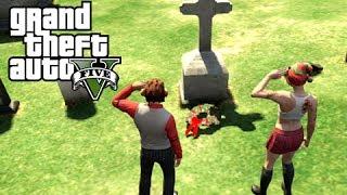 GTA 5 Online The Death of Daithi De Nogla