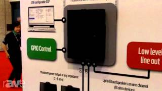 InfoComm 2013: TC Group Announces An Amplifier With DSP