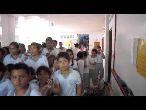 Evacuación del Colegio