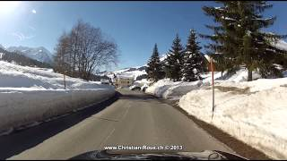 Switzerland 236 (Camera on board): Col des Mosses 2D (GoPro Hero2)