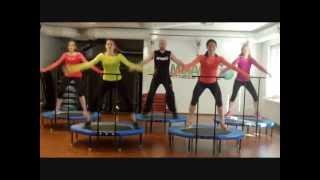 Jumping choerografia Ela Nitrayová - MIRAGE Fitness club PEZINOK