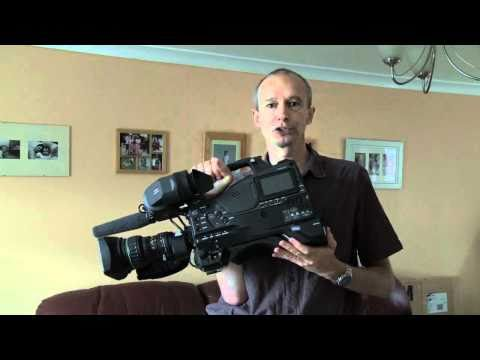 PMW-500 XDCAM HD camcorder review, with footage.
