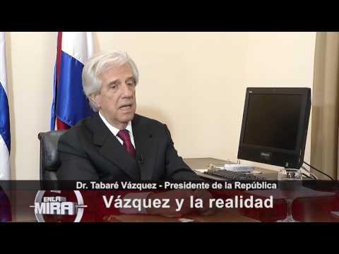 Entrevista al Presidente Tabaré Vázquez - Parte 1