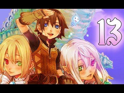 Rune Factory Frontier (Wii) Playthrough 【13】 : Clock Tower