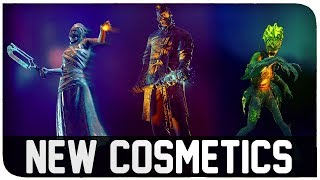 """Dead By Daylight - """"New Cosmetics Coming In 2018!"""" - DBD New Items, Killers and more! - DBD Update!"""