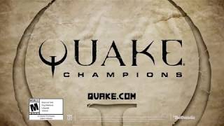The Molten Falls comes out TOMORROW - Quake Champions