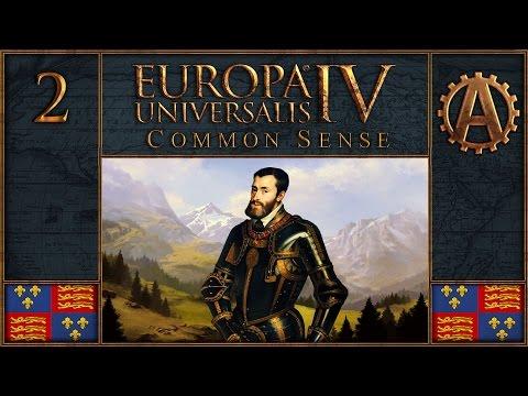 Europa Universalis IV Let's Play Common Sense as England 2
