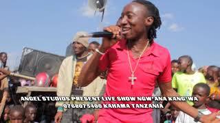 Ng'wana kang'wa IHALO LIVE SHOW