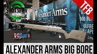 NRA Gun of the Week: Alexander Arms Incursion Rifle