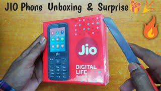JIO Phone Unboxing, Full Review & Giveaway🎁 | Rs.1500 Dhamaka🎉🔥