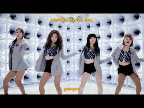 Miss A - I Don't Need A Man MV  Sub español - romanizacion