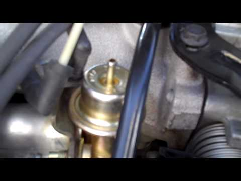 2002 Pontiac Grand Prix P0172 P0300 Fuel Pressure Regulator Fix how to