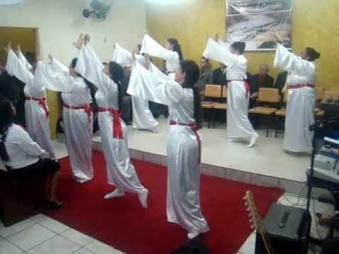 Jogral e Coreografia Círculo de Oração-Hino Dias de Elias