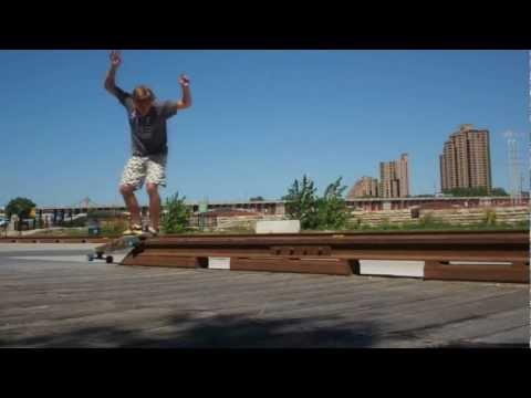 Epic Longboard Fail (Funny)