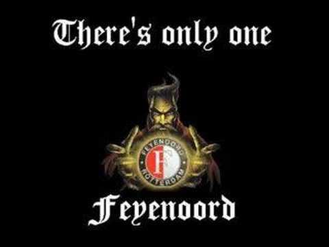 Feyenoord - Feyenoord is het Toverwoord