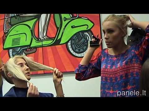 Kristina Ivanova be makiažo ir su juo - kaip dvi skirtingos gražuolės (PANELE.LT)