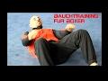 Bauchtraining für Kampfsportler | Schlagkraft durch Coreübungen!