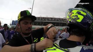 GoPro™ Behind the Scenes: Uccio & the Riders Assistants