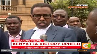 Citizen Extra : Lawyers react to the supreme court ruling