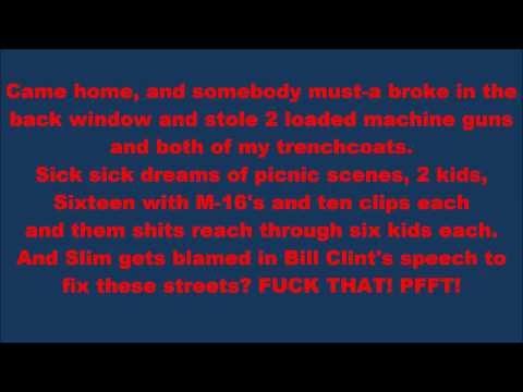 Remember Me - Eminem - Lyrics