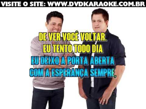 Bruno & Marrone   Pra Não Morrer De Amor