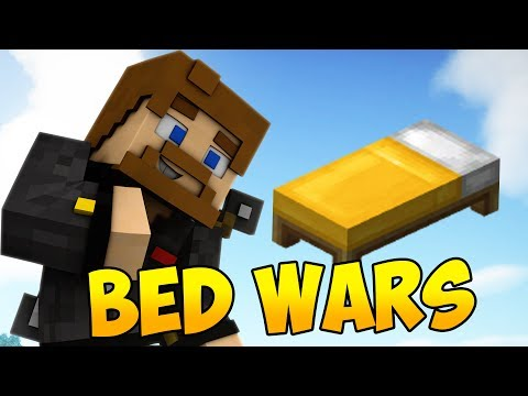 ЦВЕТНЫЕ КРОВАТИ В БЕДВАРСЕ? НОВАЯ ВЕРСИЯ - Minecraft Bed Wars