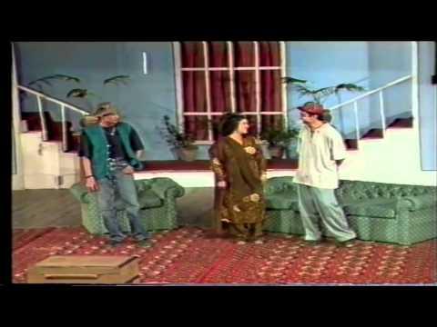 Ghar Ayi Bharjai (pakistani Punjabi Comedy Stage Drama) Part 6 7 video
