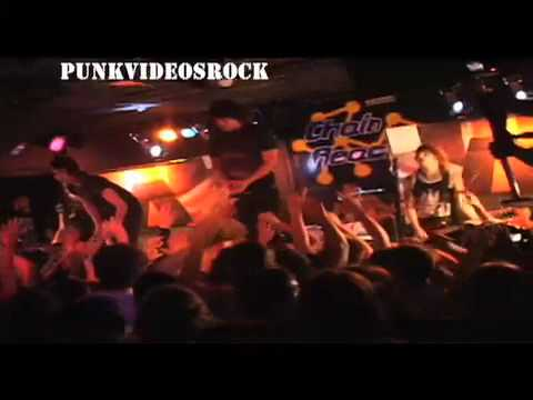 Asking Alexandria - Alerion (Live @ Chain Reaction, 2010)