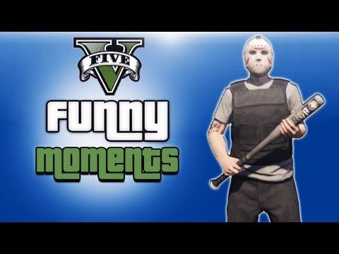 GTA 5 Online Funny Moments Ep. 2 (Gay Cops, Vanoss Bounty, Car Glitch, Rent Past Due)