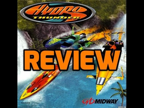 Hydro Thunder - The Emulator Review With Jason Heine