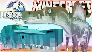 "MineCraft Jurassic World ""RolePlay"" How To Train Your Dino Ep.7"