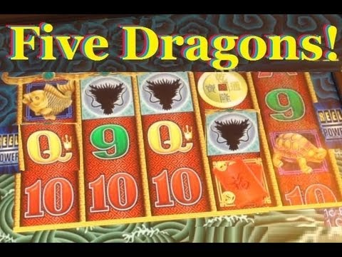 5 dragons free slot machine