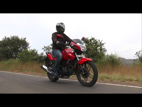 Hero Xtreme First Ride | Video Review | ZEEGNITION
