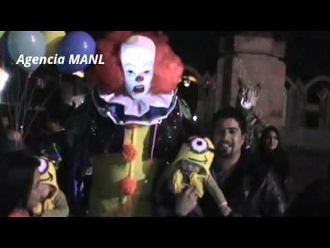 Halloween en Toluca