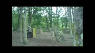 Paintball Woodland Sevenum 2011