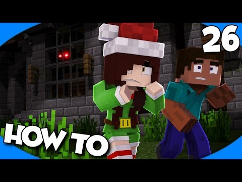 WOODLAND MANSION *FAIL* | Minecraft How to Noob 2 Ep. 11