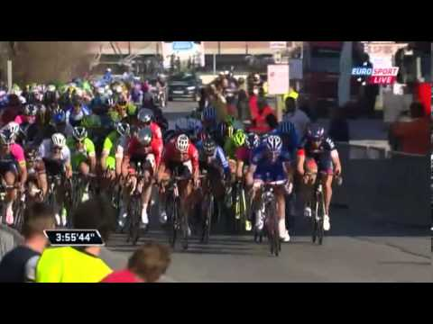 Stage 2 - Tirreno-Adriatico 2014 - finish